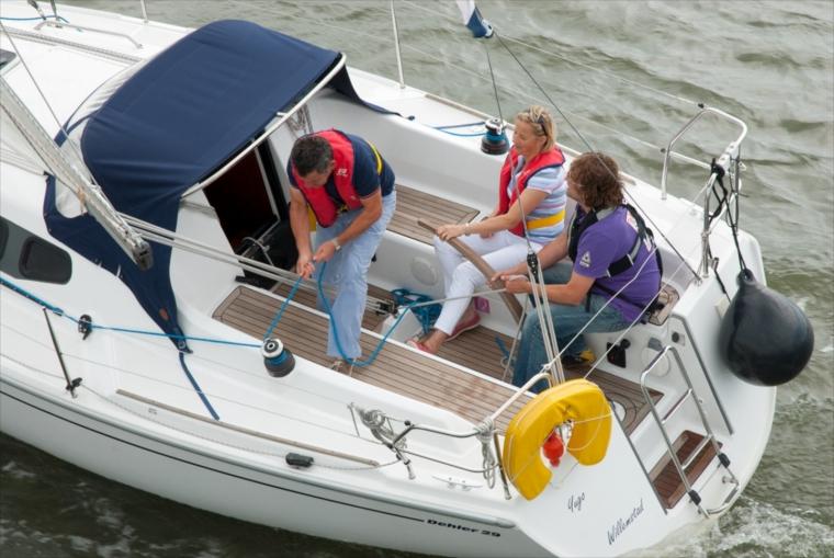 zeilschool Nederland Tip Top Sailing